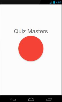 Quiz Masters poster