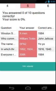 Quiz Masters screenshot 3