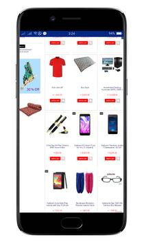 QuickSelo Online Shopping App screenshot 1