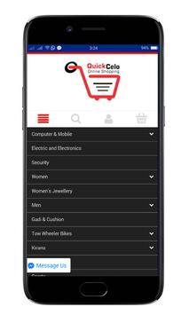 QuickSelo Online Shopping App screenshot 2