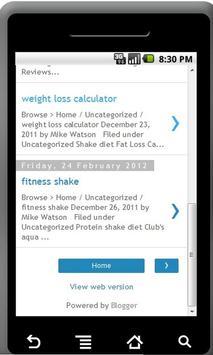 Quick Weight Loss Solutions apk screenshot