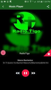 RADIO CONTIGO poster