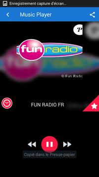 RADIO EN LIGNE apk screenshot
