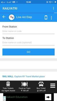 RAILYATRI screenshot 2