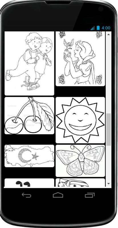 Resim Boyama Oyunu For Android Apk Download