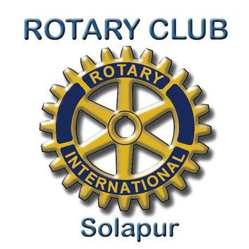 ROTARY CLUB OF SOLAPUR poster