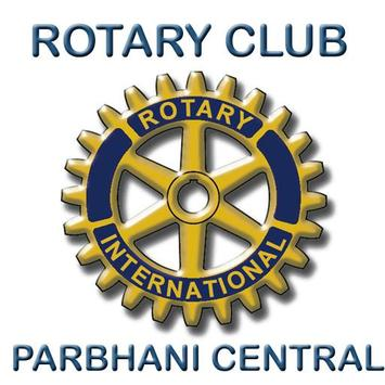 ROTARY CLUB PARBHANI CENTRAL poster