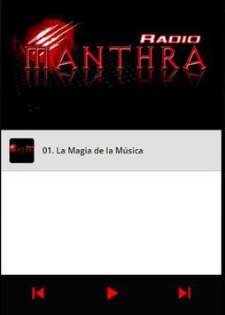 Radio Manthra Concordia 91.3 poster