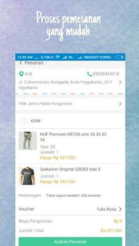 RM Shop screenshot 1