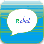 Rchat icon