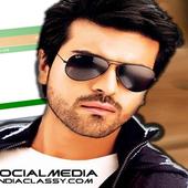 RamCharan SocialMedia icon