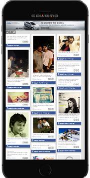 RamCharan SocialMedia poster