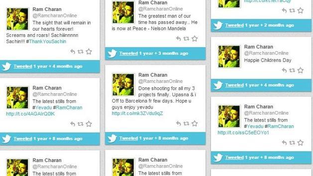 RamCharan SocialMedia apk screenshot