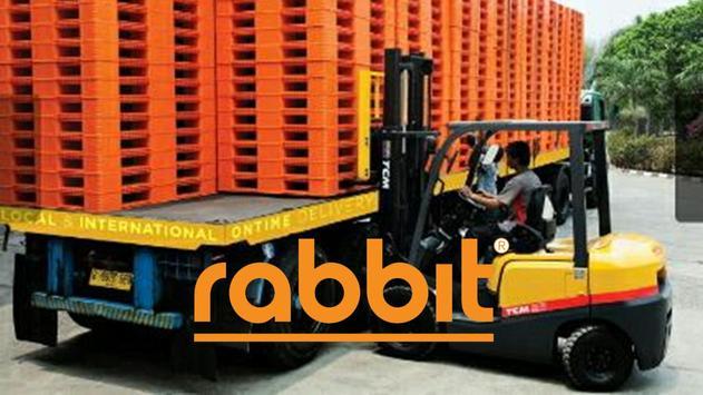 Rabbit Pallet apk screenshot