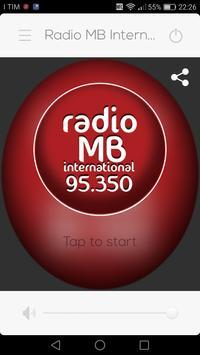 Radio MB International poster