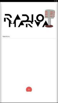 Radio Marva poster