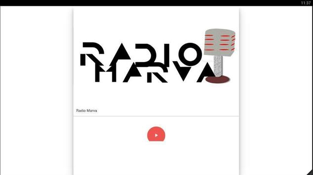 Radio Marva screenshot 1