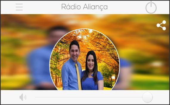 Rádio Aliança screenshot 2