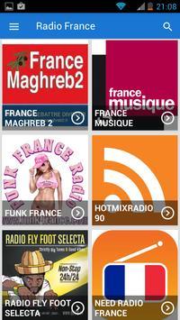 Radio France screenshot 4