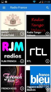 Radio France screenshot 5