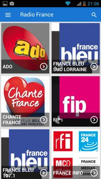 Radio France screenshot 3