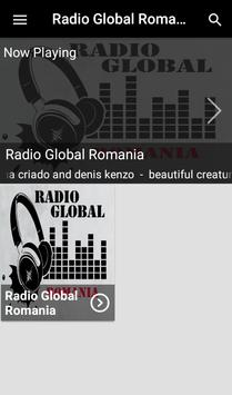 Radio Global Romania screenshot 2