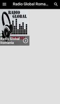 Radio Global Romania screenshot 4