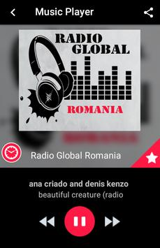 Radio Global Romania screenshot 5