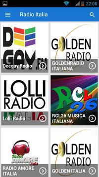 Radio Italia poster