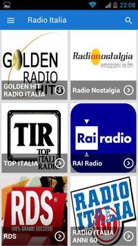 Radio Italia apk screenshot