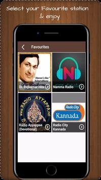 Kannada 24x7 FM Radio apk screenshot
