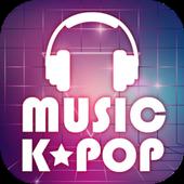 Radio de K-pop gratis fm icon