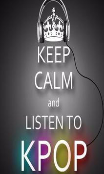 Radio de K-pop gratis fm poster