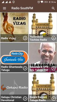 Radio SouthFM poster