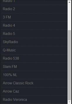 Radio Speler (Lite) screenshot 1