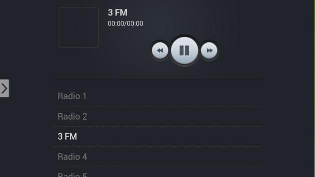 Radio Speler (Lite) screenshot 2