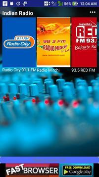 Indian RadioHub poster