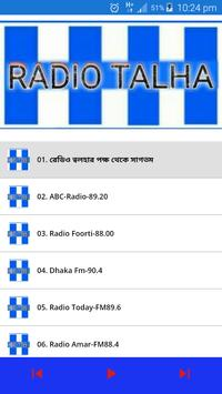 RADIO TALHA poster