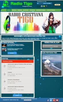 RADIO TIGO SITIOWEB screenshot 8