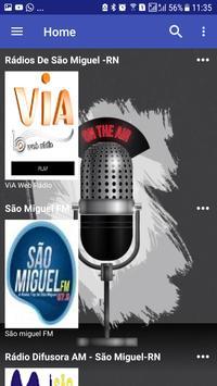 Rádios Locais apk screenshot