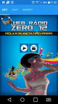 Rádio Zero12 poster