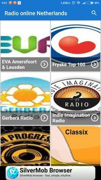 Radio online Netherlands screenshot 3
