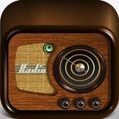 Radio classical music icon