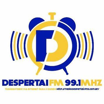 Radio e TV Gospel Despertai FM screenshot 1
