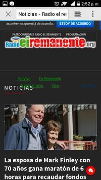 Radio el remanente online screenshot 2