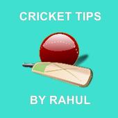 Rahul Cricket Tips icon
