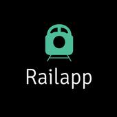 Railapp icon