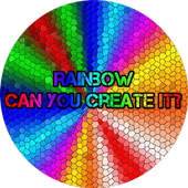 Rainbow - Can you create it? icon