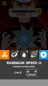 Rasengan Shuriken Spinner apk screenshot