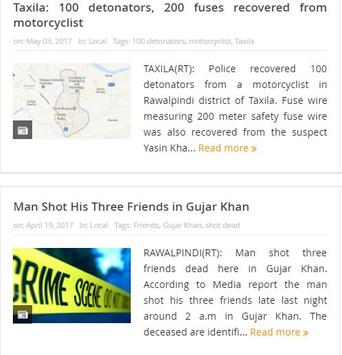 Rawalpindi Times screenshot 3